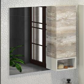 Зеркало-шкаф Comforty Турин-90 00004136265