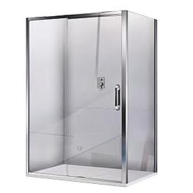 Душевое ограждение ANTARES WTW-110-C-CH GOOD DOOR АН00001