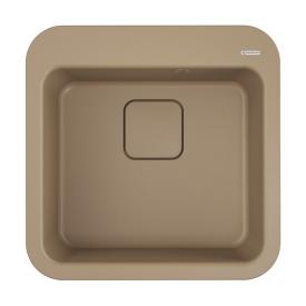 Кухонная мойка Omoikiri Tasogare-51-CA 4993739 карамель