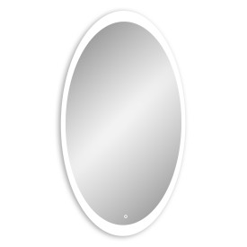"Зеркало Континент ""Lily LED"" ЗЛП494"