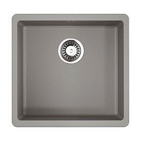 Кухонная мойка Omoikiri Kata 44-U-GR 4993404 leningrad grey