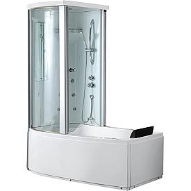 Угловая ванна Gemy  G8040 C L