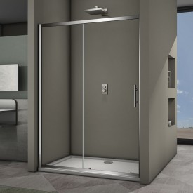 Душевая дверь Veconi VN63-140-01-19C3