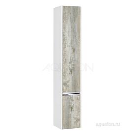 Шкаф - колонна Капри правый бетон пайн Aquaton 1A230503KPDAR