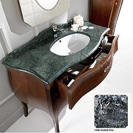 Столешница в ванную TULIP (Cezares) TULIPTOP123MARQ