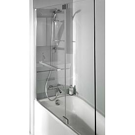 Экран на ванну Jacob Delafonс двойной панелью E4931GA