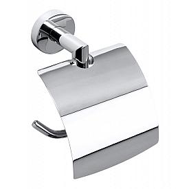 Держатель туалетной бумаги с крышкой Bemeta 104212012