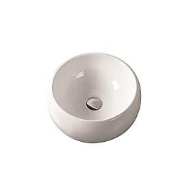 Раковина керамическая накладная SantiLine SL-1063