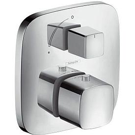 Смеситель для ванной встраиваемый Hansgrohe PuraVida 15775000