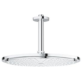 Верхний душ Grohe 310 мм потолочным душевым кронштейном 26067000 142 мм