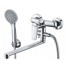5602L Смеситель для ванны с длинным изливом WasserKRAFT