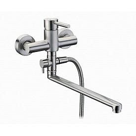 4202L Смеситель для ванны с длинным изливом WasserKRAFT