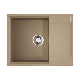 Кухонная мойка Omoikiri Daisen 65-CA 4993681 карамель
