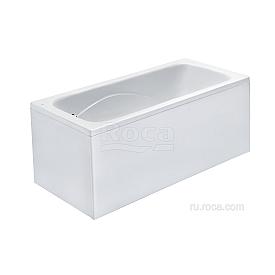 Акриловая ванна Roca Line ZRU9302985 прямоугольная белая 160х70