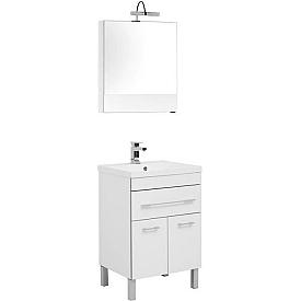Комплект мебели для ванной комнаты    Aquanet #00230308