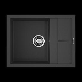 Кухонная мойка Omoikiri Sumi 65-BL 4993670 черный