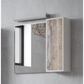 Шкаф глянцевый Гольф (Corozo) SD-00000364