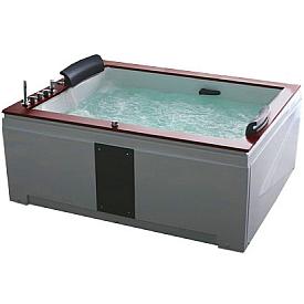 Акриловая ванна Gemy G9052 II B L