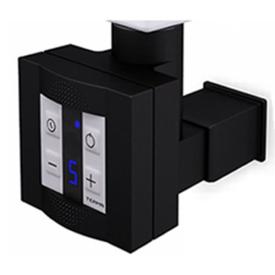 Терморегуляторы Terma КТХ 4 МS черный