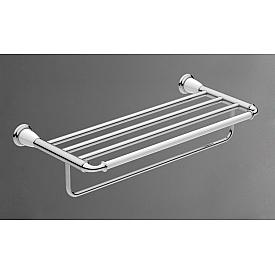 Полка для полотенец подвесная ART&MAX AM-E-2610-Br