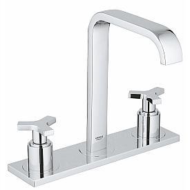 Смеситель Grohe для ванны на 3 отверстия 20143000