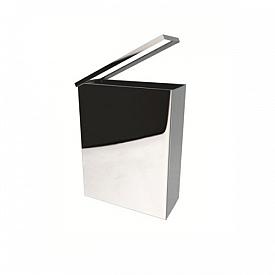 Квадратная мусорная корзина Bemeta 125115041 25 л