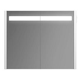 Зеркальный шкаф  с подсветкой AM.PM M55MCX0801WG