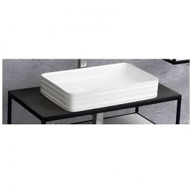 Столешница в ванную   Cezares CADRO-120-HPL-NRM