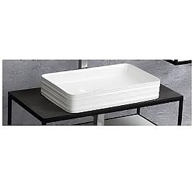 Столешница для ванны Cezares  CADRO-120-HPL-NRM