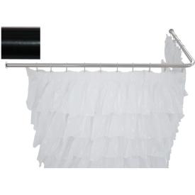Карниз для ванны угловой Г-образный Aquanet 170x70  241453