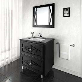 Зеркало VOD-OK Мишель от 100 до 110 см H-75
