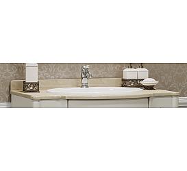 Мрамор Виктория 90 924х545х20 Opadiris Z0000013428 Мебель для ванной
