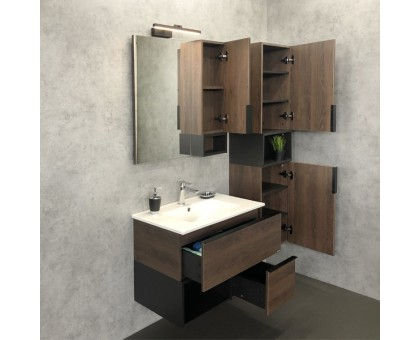Зеркало-шкаф Comforty Франкфурт-75 00004151044