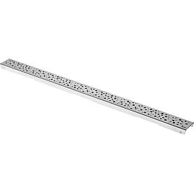 Декоративная решетка TECE drainline drops 600731