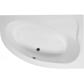 Акриловая ванна Aquanet Luna 155x100 R 203999