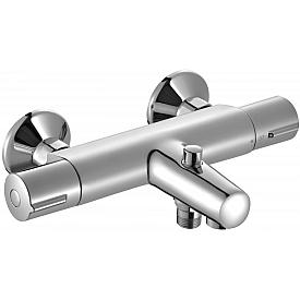 Термостатический настенный смеситель для ванныдуша Jacob Delafon E45714CP