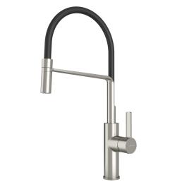Смеситель Clever Alpina Flex 61184 для кухонной мойки