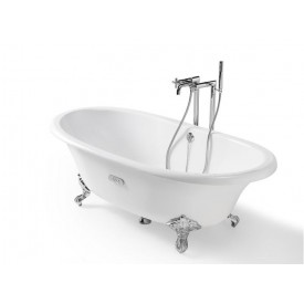 Ванна  чугунная овальная Roca 233650007