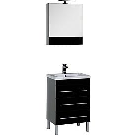 Комплект мебели для ванной комнаты    Aquanet #00230311
