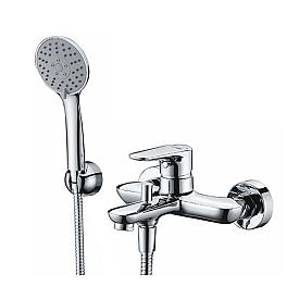 5601 Смеситель для ванны с коротким изливом WasserKRAFT