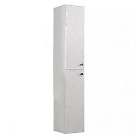 Шкаф - колонна Лиана подвесная левая белый Aquaton 1A163003LL01L