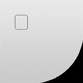 Акриловый душевой поддон Riho 451 90x90 белый R55 + сифон DC980050000000S