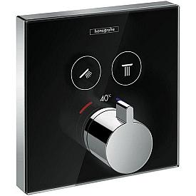 Встраиваемый смеситель для ванной с душем Hansgrohe  Shower 15738600