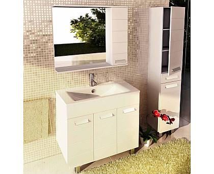 Зеркало-шкаф Comforty Модена-90 00003124108