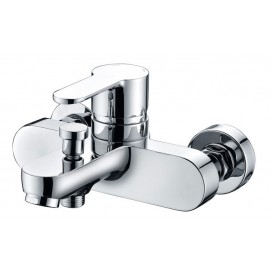 Смеситель для ванны и душа BelBagno TAN-VASM-CRM