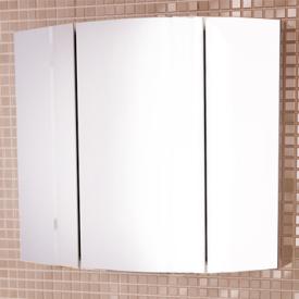 Зеркальный шкаф  белый Comforty 3121083