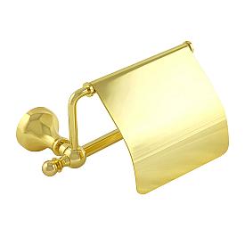 GIALETTA Бумагодержатель закрытый, золото