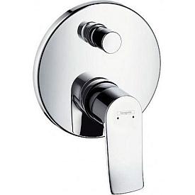 Смеситель для ванной встраиваемый Hansgrohe Metris 31493000