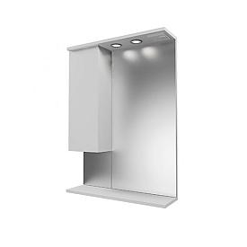 Зеркальный шкаф с подсветкой Next (Mirsant) MRM0039