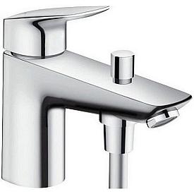 Смеситель на борт ванны Hansgrohe Logis Monotrou 71312000